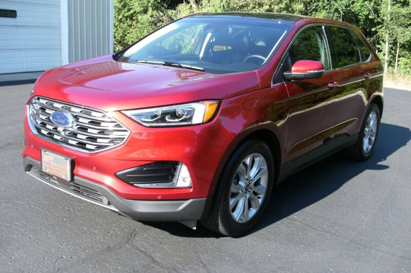 2019 Ford Edge for sale at Ritchie Auto Sales in Middlebury IN