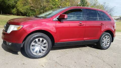 2008 Ford Edge for sale at Superior Auto Sales in Miamisburg OH