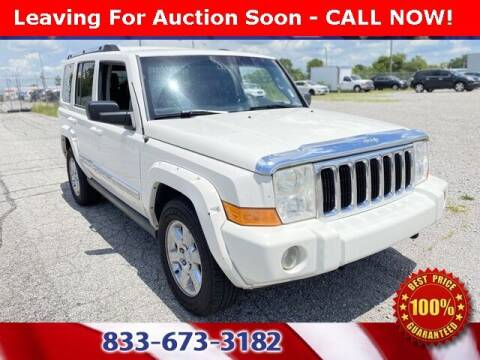 2006 Jeep Commander for sale at Glenbrook Dodge Chrysler Jeep Ram and Fiat in Fort Wayne IN