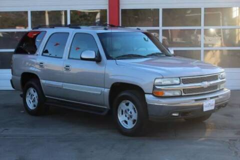 2004 Chevrolet Tahoe for sale at Truck Ranch in Logan UT