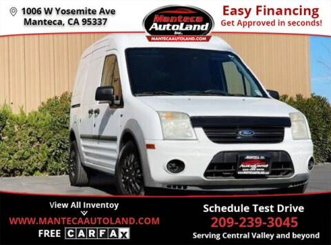 2010 Ford Transit Connect for sale at Manteca Auto Land in Manteca CA