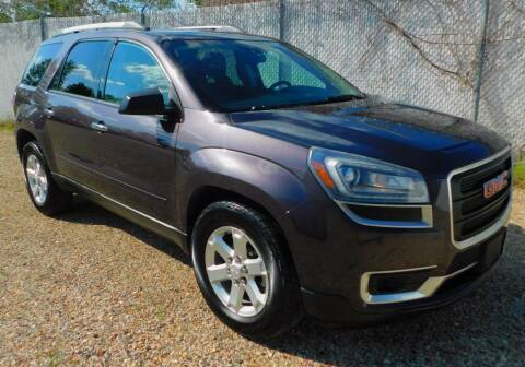 2015 GMC Acadia for sale at Amazing Auto Center in Capitol Heights MD