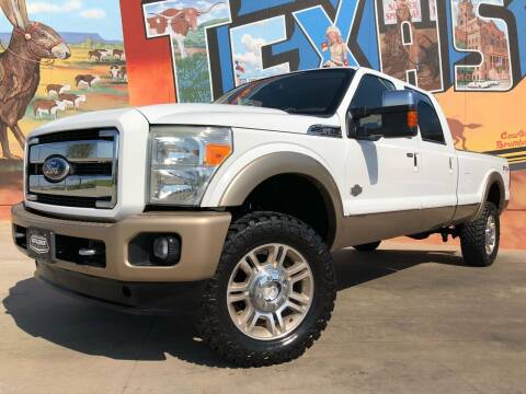 2011 Ford F-350 Super Duty for sale at Sparks Autoplex Inc. in Fort Worth TX