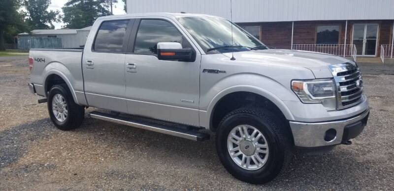 2014 Ford F-150 for sale at RED ALLEN DIESEL in Anacoco LA