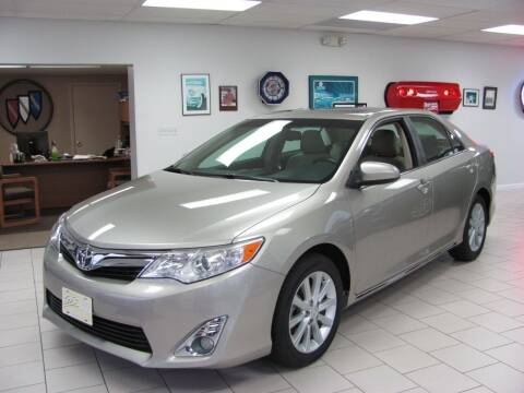 2014 Toyota Camry for sale at Kens Auto Sales in Holyoke MA