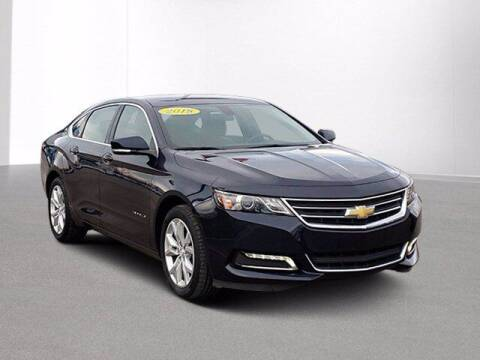2018 Chevrolet Impala for sale at Jimmys Car Deals in Livonia MI