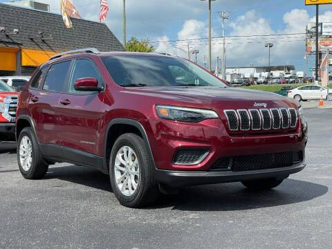 2020 Jeep Cherokee for sale at Ole Ben Franklin Motors Clinton Highway in Knoxville TN