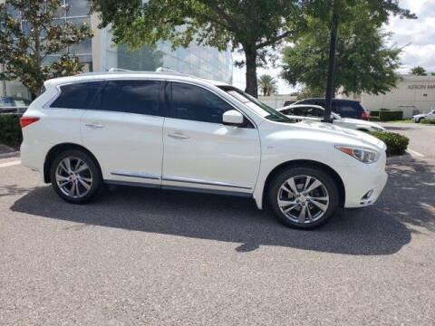 2015 Infiniti QX60 for sale at Orlando Infiniti in Orlando FL