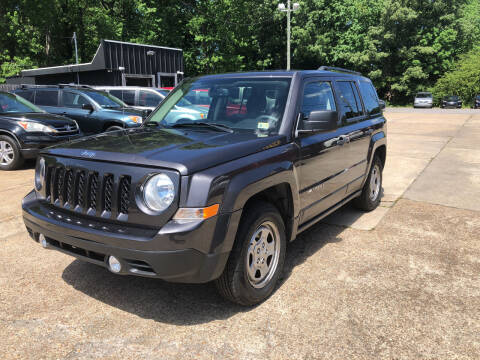 2016 Jeep Patriot for sale at Oceana Motors in Virginia Beach VA