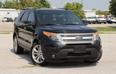 2012 Ford Explorer for sale at Big O Auto LLC in Omaha NE