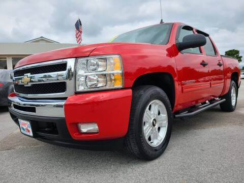 2011 Chevrolet Silverado 1500 for sale at Gary's Auto Sales in Sneads Ferry NC