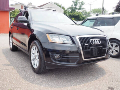 2009 Audi Q5 for sale at Sunrise Used Cars INC in Lindenhurst NY
