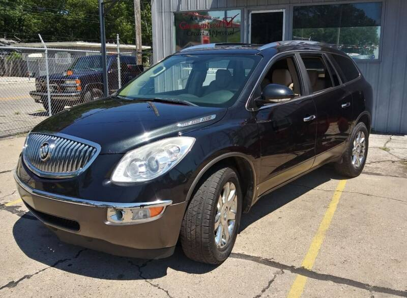 2009 Buick Enclave for sale at Wicked Motorsports in Muskegon MI