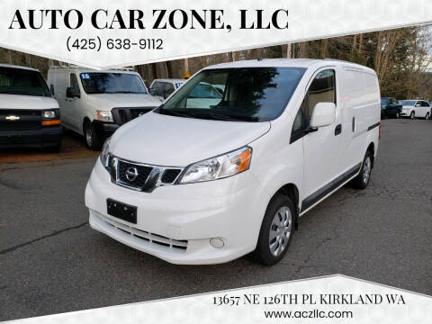 2017 Nissan NV200 for sale at Auto Car Zone, LLC in Kirkland WA
