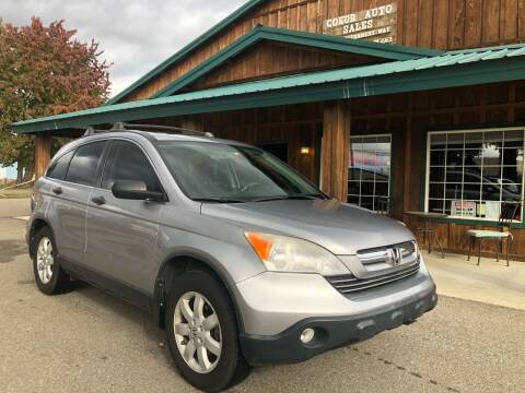 2007 Honda CR-V for sale at Coeur Auto Sales in Hayden ID