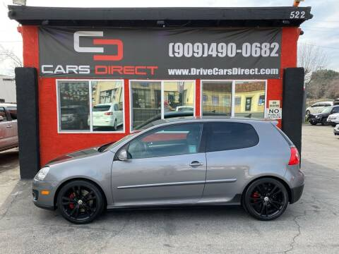 2008 Volkswagen GTI for sale at Cars Direct in Ontario CA