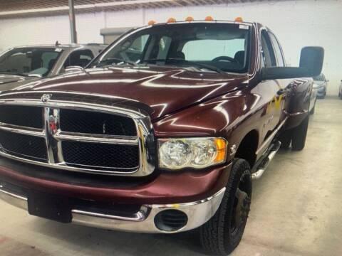 2003 Dodge Ram Pickup 3500 for sale at Poor Boyz Auto Sales in Kingman AZ