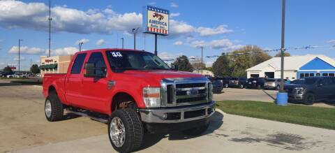 2010 Ford F-250 Super Duty for sale at America Auto Inc in South Sioux City NE