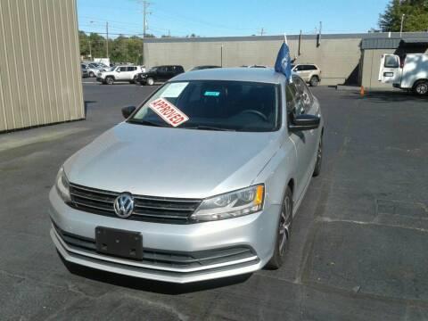 2016 Volkswagen Jetta for sale at Car Guys in Lenoir NC