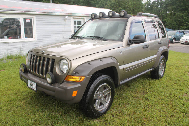 2006 Jeep Liberty for sale at Manny's Auto Sales in Winslow NJ