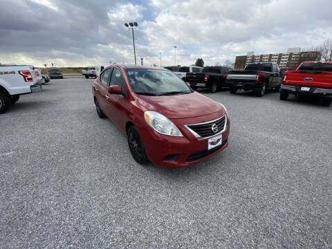 2013 Nissan Versa for sale at King Motors featuring Chris Ridenour in Martinsburg WV