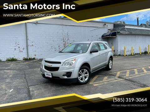 2015 Chevrolet Equinox for sale at Santa Motors Inc in Rochester NY