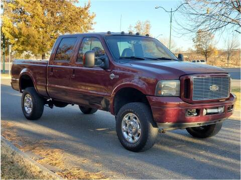 2006 Ford F-250 Super Duty for sale at Elite 1 Auto Sales in Kennewick WA