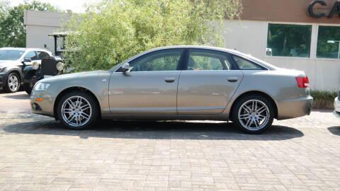 2008 Audi A6 for sale at Cars-KC LLC in Overland Park KS