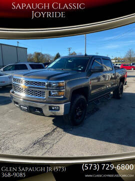 2015 Chevrolet Silverado 1500 for sale at Sapaugh Classic Joyride in Salem MO