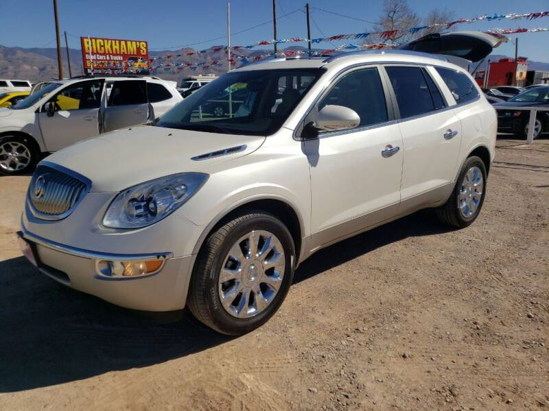 2012 Buick Enclave for sale at Bickham Used Cars in Alamogordo NM