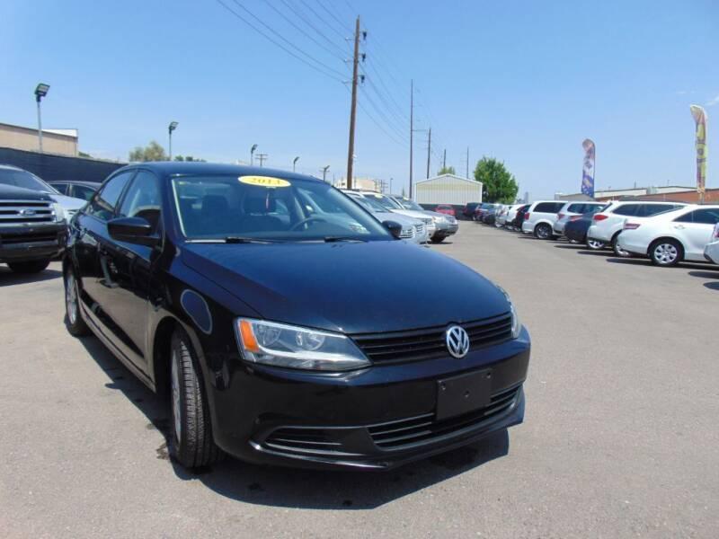 2013 Volkswagen Jetta for sale at Avalanche Auto Sales in Denver CO