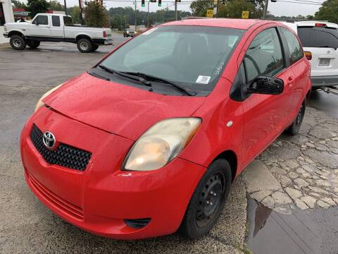 2007 Toyota Yaris for sale at Diana Rico LLC in Dalton GA