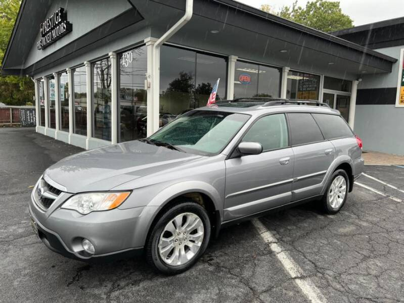 2009 Subaru Outback for sale at Prestige Pre - Owned Motors in New Windsor NY