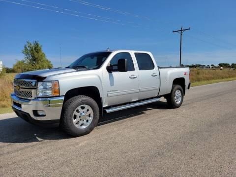 2011 Chevrolet Silverado 2500HD for sale at TNT Auto in Coldwater KS