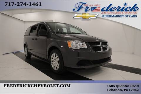 2019 Dodge Grand Caravan for sale at Lancaster Pre-Owned in Lancaster PA