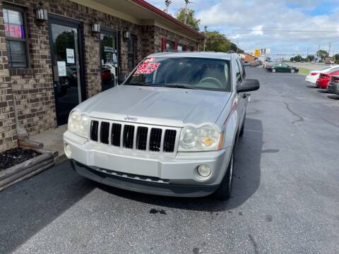 2006 Jeep Grand Cherokee for sale at Smyrna Auto Sales in Smyrna TN