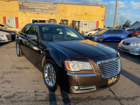 2012 Chrysler 300 for sale at Virginia Auto Mall in Woodford VA