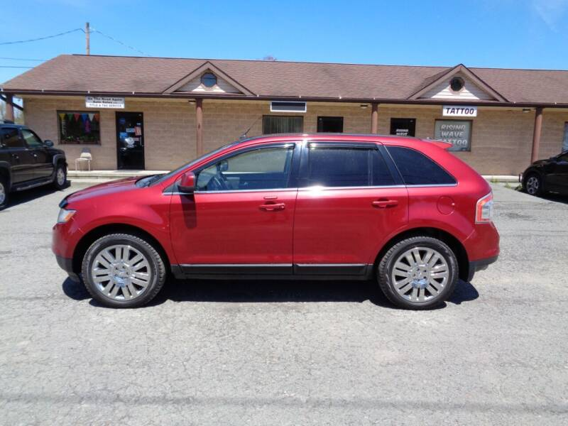 2009 Ford Edge for sale at On The Road Again Auto Sales in Lake Ariel PA