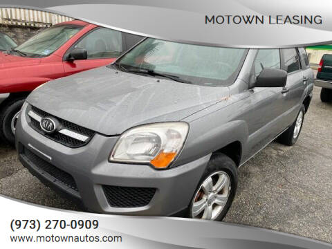 2010 Kia Sportage for sale at Motown Leasing in Morristown NJ