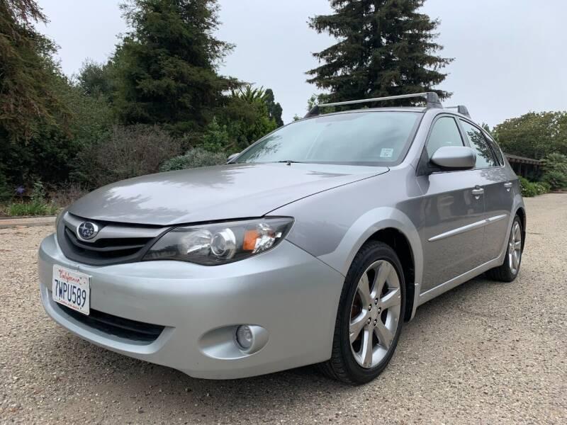 2011 Subaru Impreza for sale at Santa Barbara Auto Connection in Goleta CA