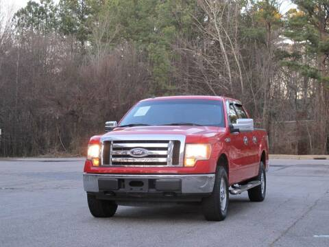 2010 Ford F-150 for sale at Best Import Auto Sales Inc. in Raleigh NC