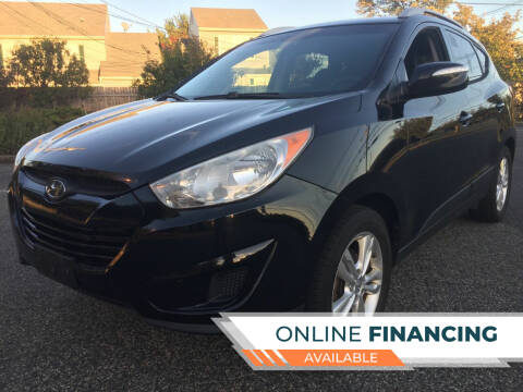 2012 Hyundai Tucson for sale at New Jersey Auto Wholesale Outlet in Union Beach NJ
