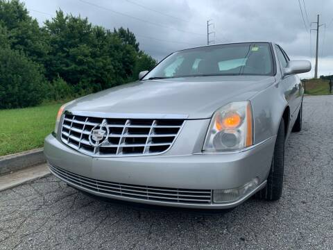 2007 Cadillac DTS for sale at William D Auto Sales in Norcross GA