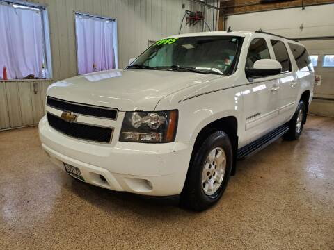 2011 Chevrolet Suburban for sale at Sand's Auto Sales in Cambridge MN