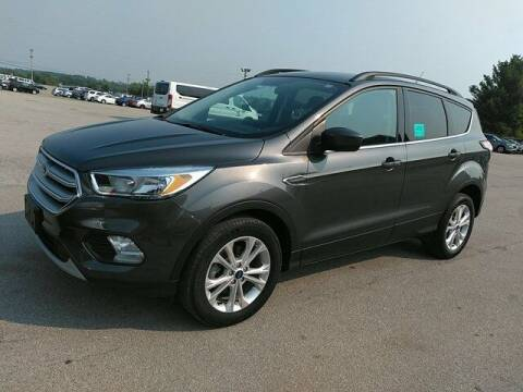 2018 Ford Escape for sale at Tim Short Auto Mall in Corbin KY