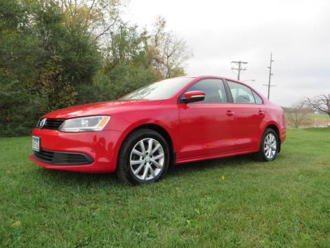 2011 Volkswagen Jetta for sale at The Car Lot in New Prague MN