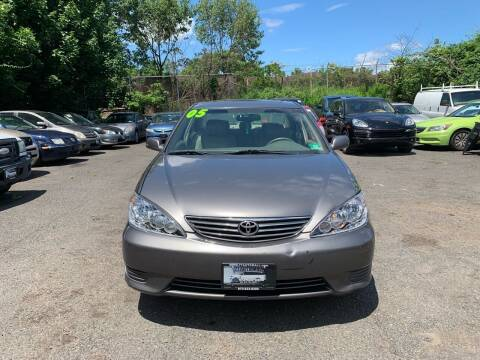 2005 Toyota Camry for sale at 77 Auto Mall in Newark NJ