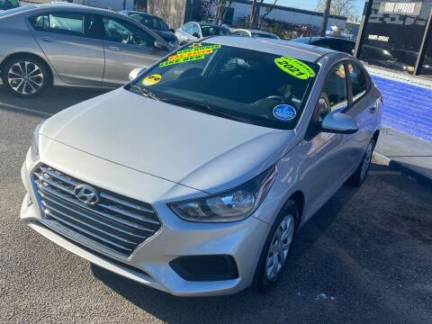 2021 Hyundai Accent for sale at Cow Boys Auto Sales LLC in Garland TX