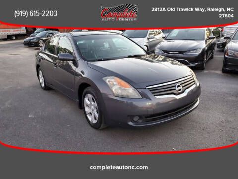 2008 Nissan Altima for sale at Complete Auto Center , Inc in Raleigh NC