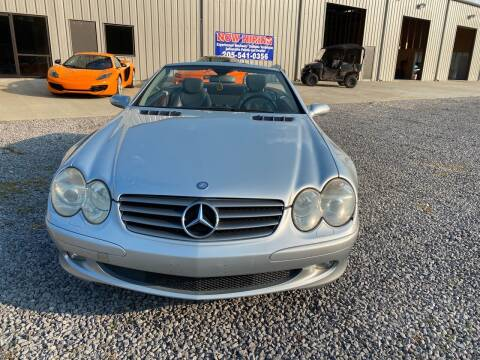 2006 Mercedes-Benz SL-Class for sale at Anaheim Auto Auction in Irondale AL